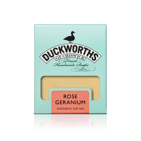 Rose Geranium Fragranced Soap