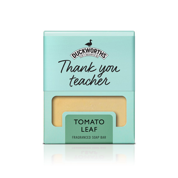 Thank You Teacher Soap